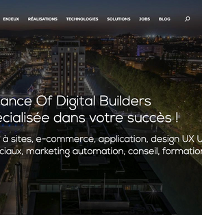 DropTeam - AODB Site Web